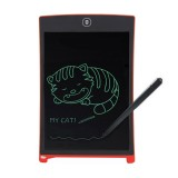 Howshow 8.5 inch LCD Pressure Sensing E-Note Paperless Writing Tablet / Writing Board (Red)