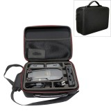 Handheld Crossbody Carrying Bag with Anti-Shock Foam for DJI Mavic Pro (Black)