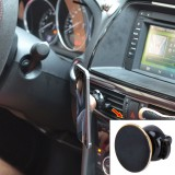 360 Degree Rotatable Universal Non Magnetic Nanometer Micro-suction Car Air Vent Phone Holder Stand for 3.5 – 5.5 inch Mobile Phones (Gold)