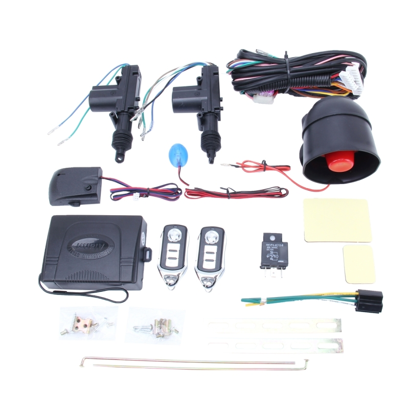 24V Truck Anti-theft Intelligent System Buzzer Alarm Protection Security System