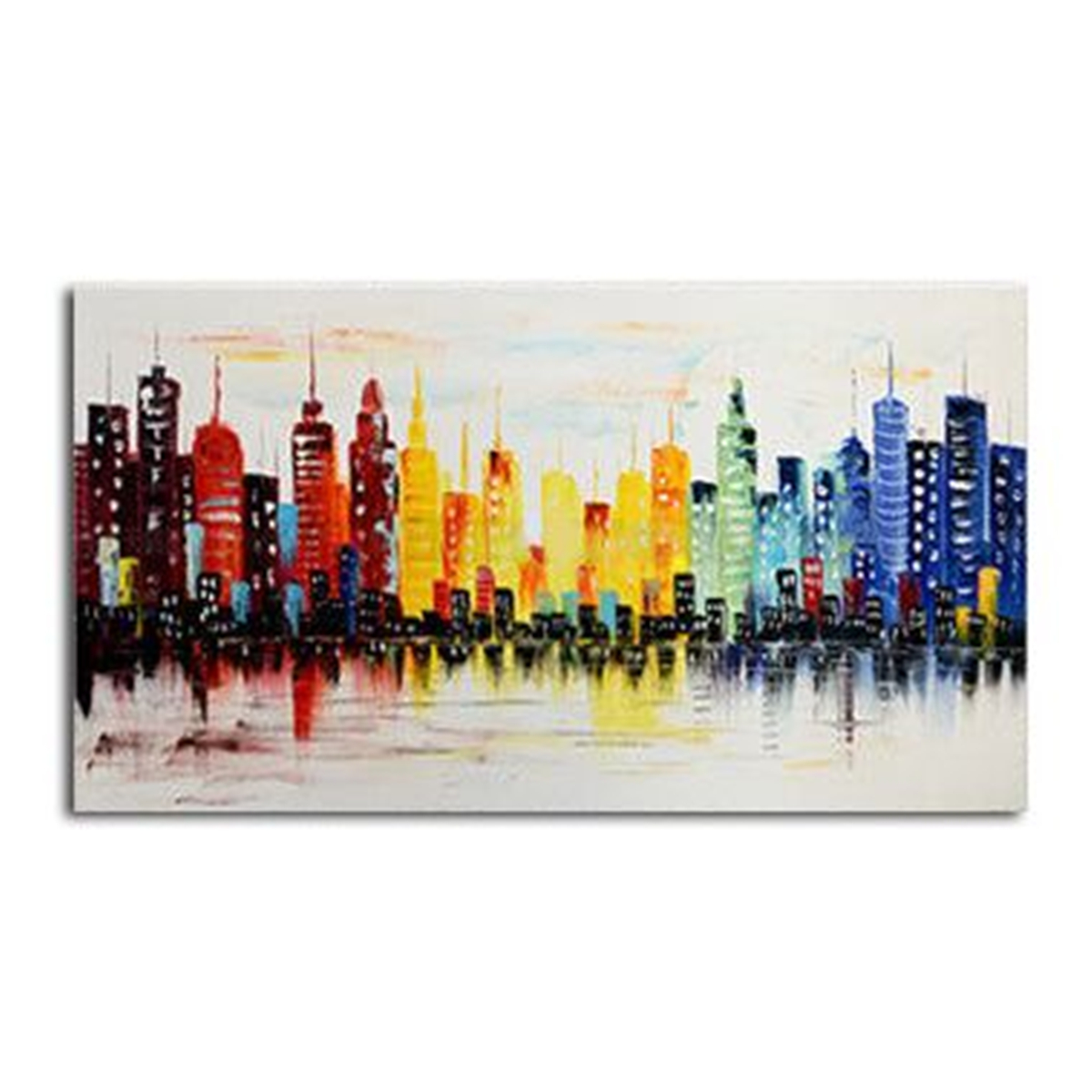 Canvas Painting Travel