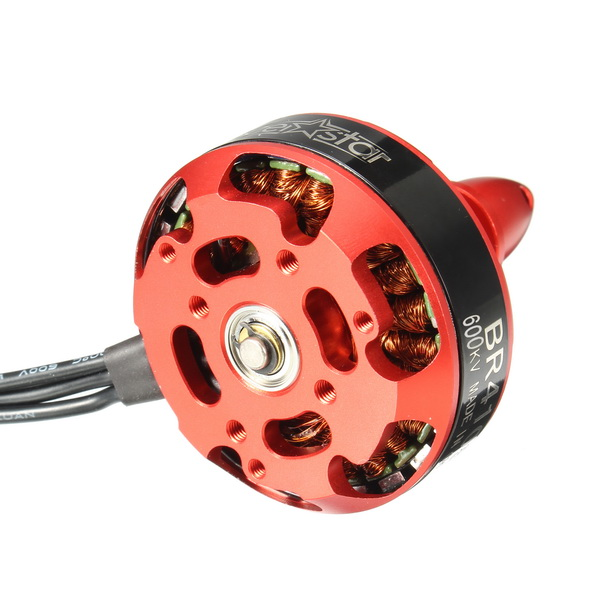 4X Racerstar Racing Edition 4108 BR4108 600KV 4-6S Brushless Motor For 500 550 600 RC Frame Kit