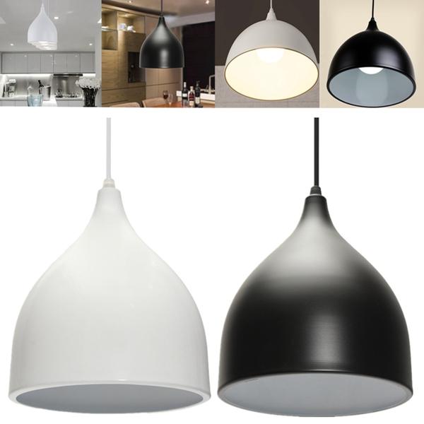 17cm Modern Single Head Ceiling Pendant Light Fixture Chandelier ...