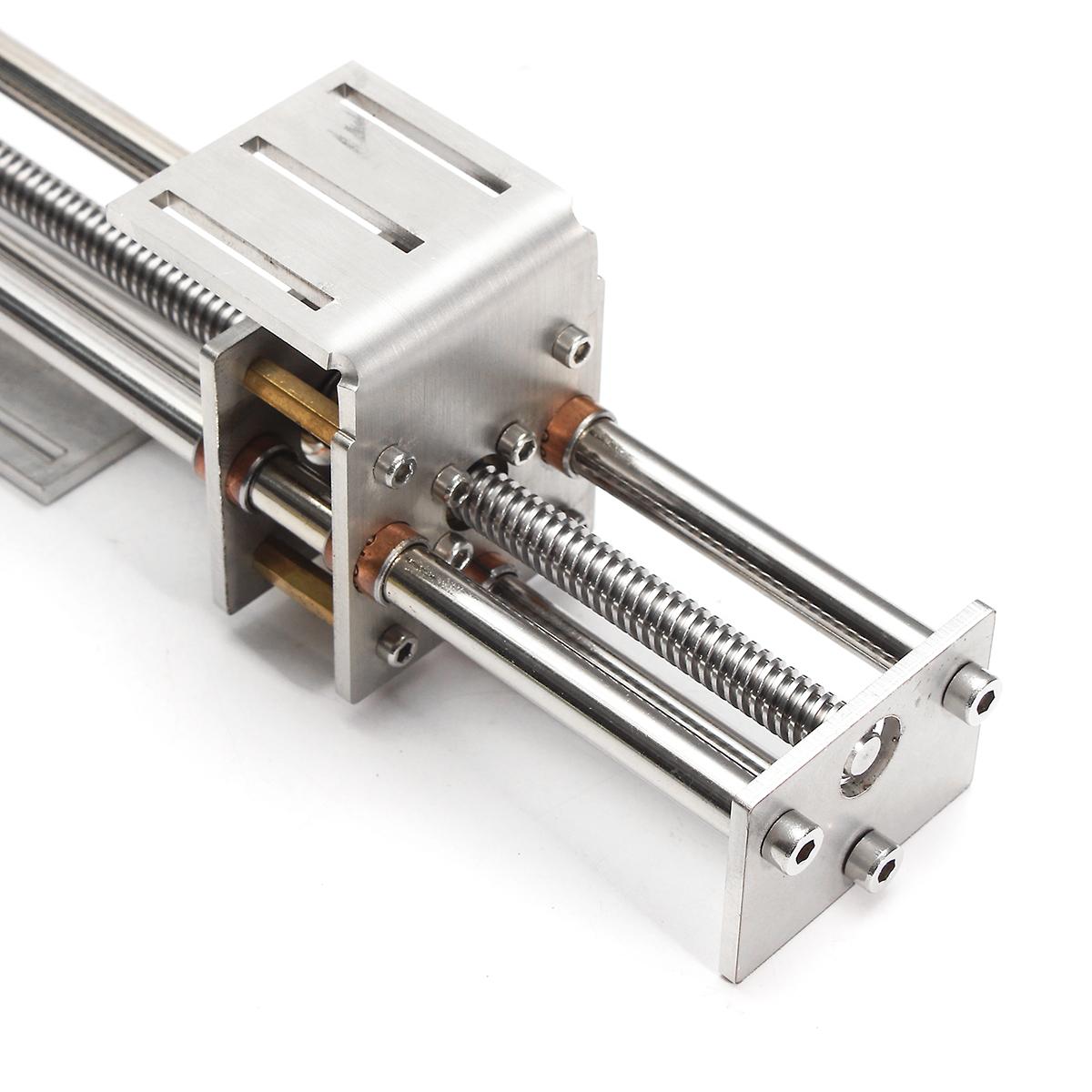 150mm Slide Stroke Z Axis Mini Cnc Linear Motion Milling