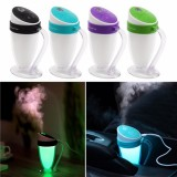 Portable USB Mini Moonlight Cup Humidifier Air Light Face Diffuser Fresher Mist Maker
