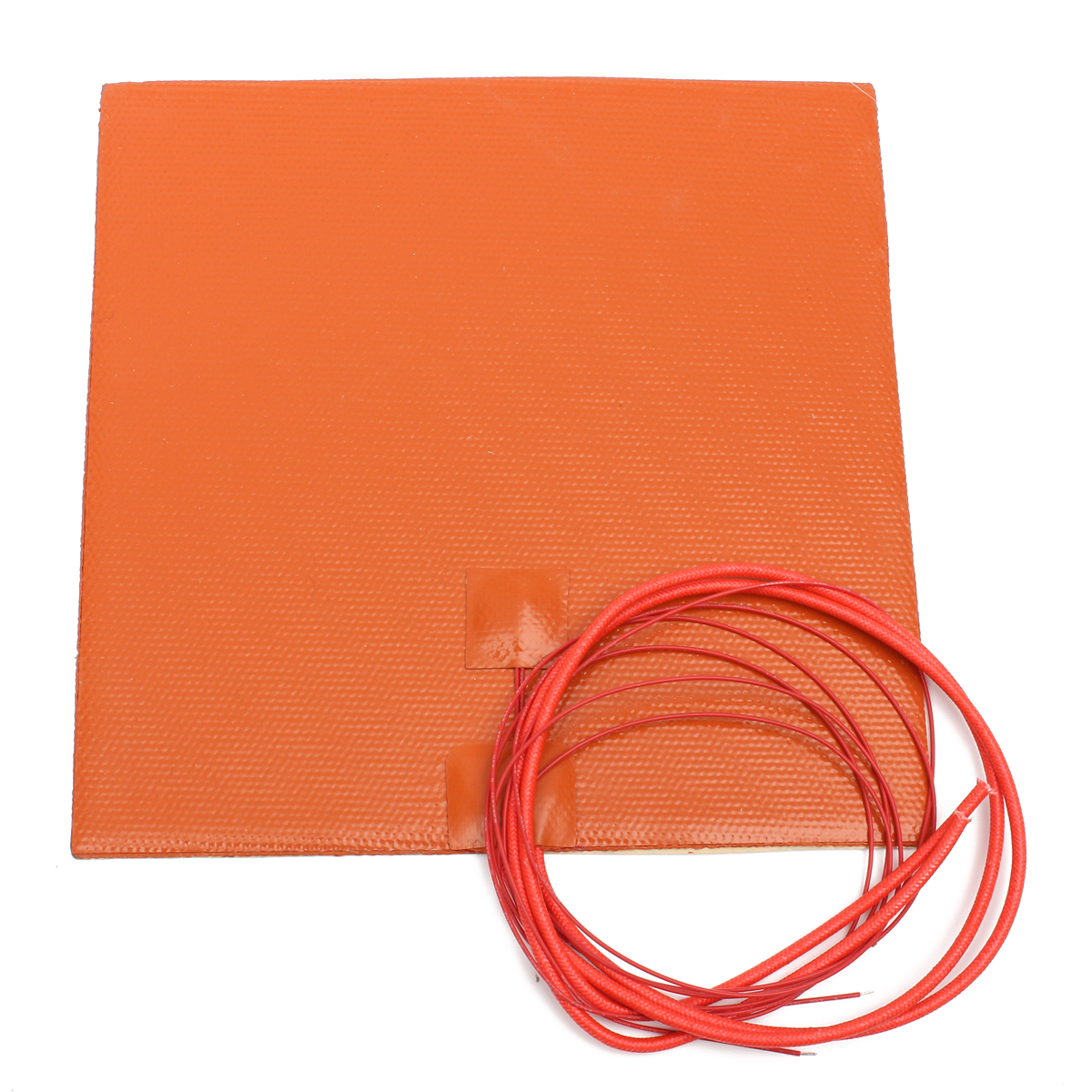 12v 200w 200mmx200mm Waterproof Flexible Silicone Heating
