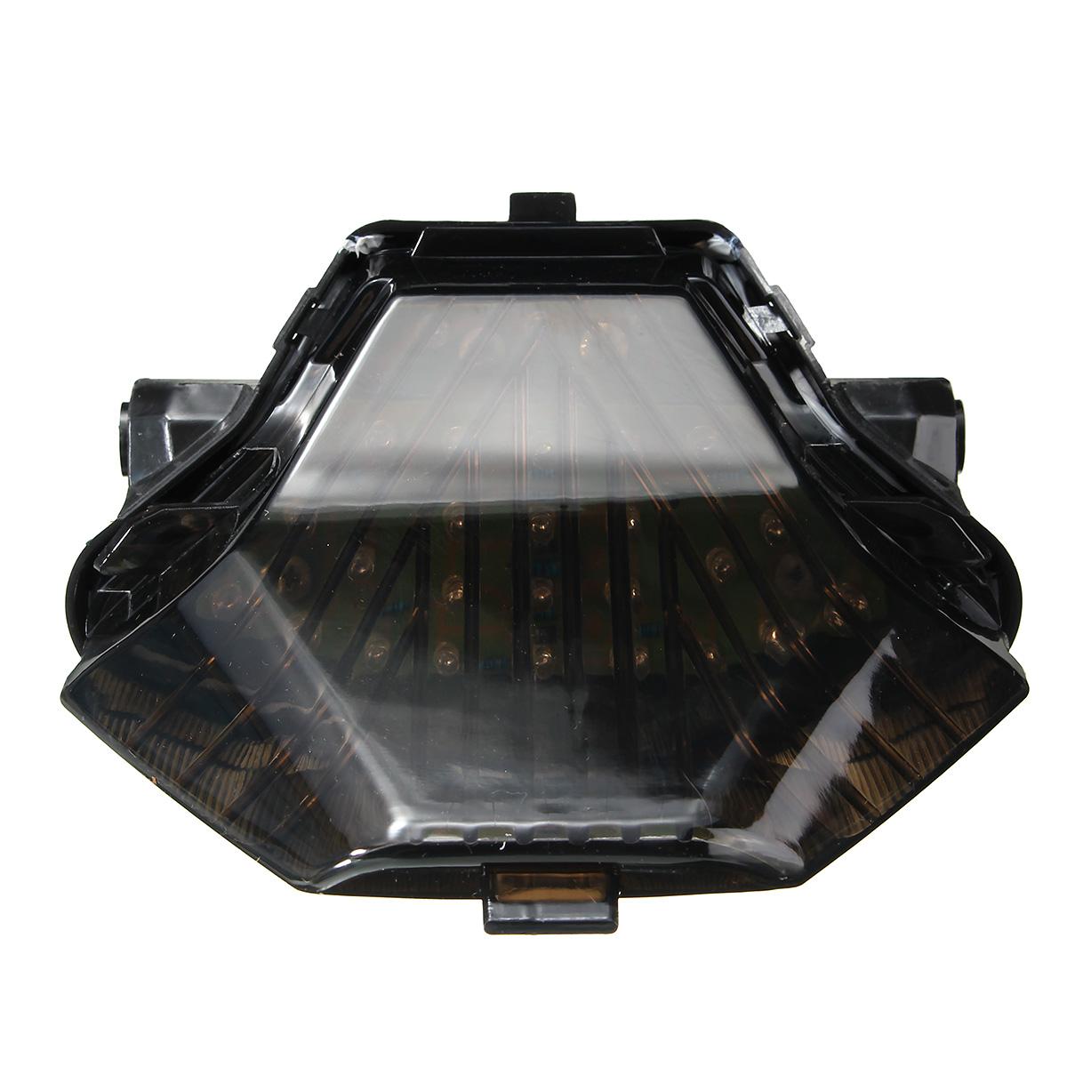 Tail Light Led Integrated Turn Signals Blinker For Yamaha MT07 FZ
