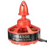 Racerstar Racing Edition 4108 BR4108 600KV 4-6S Brushless Motor For 500 550 600 RC Frame Kit