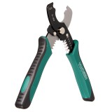 8inch Wire Stripper Cable Cutting Scissor Stripping Pliers Cutter 1.6-4.0mm Hand Tools