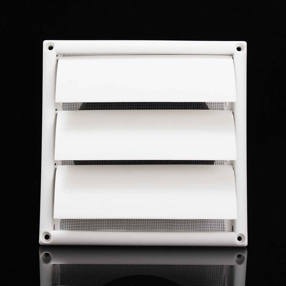 Air Ventilator Wall : Air vent grille ventilation cover plastic white wall