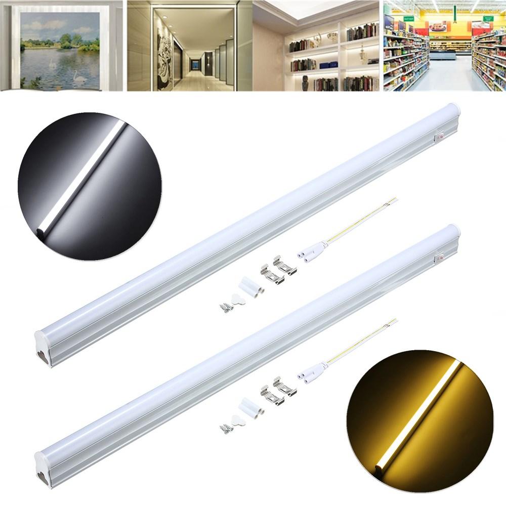 60cm 9w 800lm smd2835 t5 led fluorescent tube light with switch ac85 265v alex nld. Black Bedroom Furniture Sets. Home Design Ideas