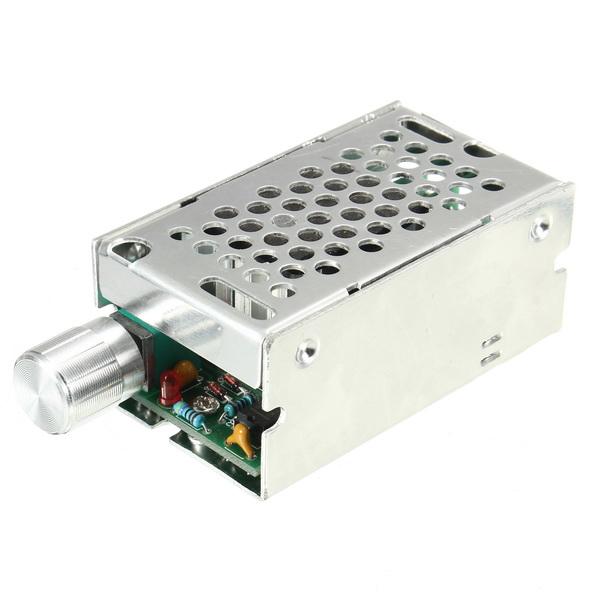 12 50v 30a 500w Adjustable Speed Controller Dc Brush Motor
