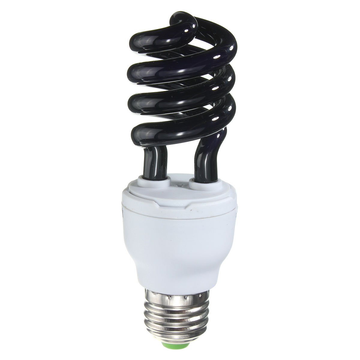Uv Ultraviolet Spiral Low Energy Saving Cfl Light Bulb E27