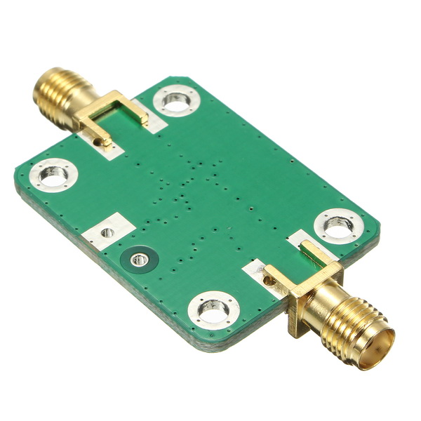 0.1-2000MHz RF Wideband Amplifier Gain 30dB Low-noise Amplifier LNA Board Module