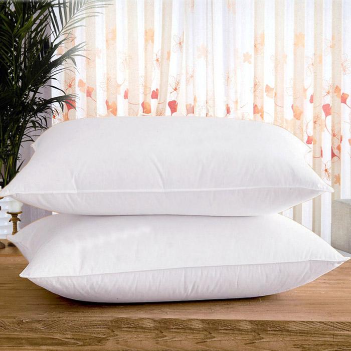 High Elastic Cotton Filled Bedding Soft Pillow Nursing