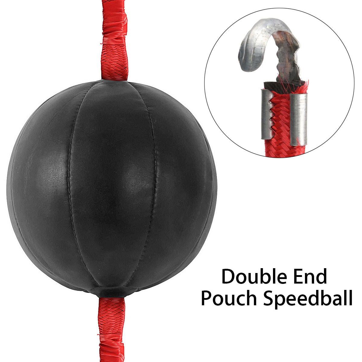 Double End Boxing Training Speed Ball Workout Fitness