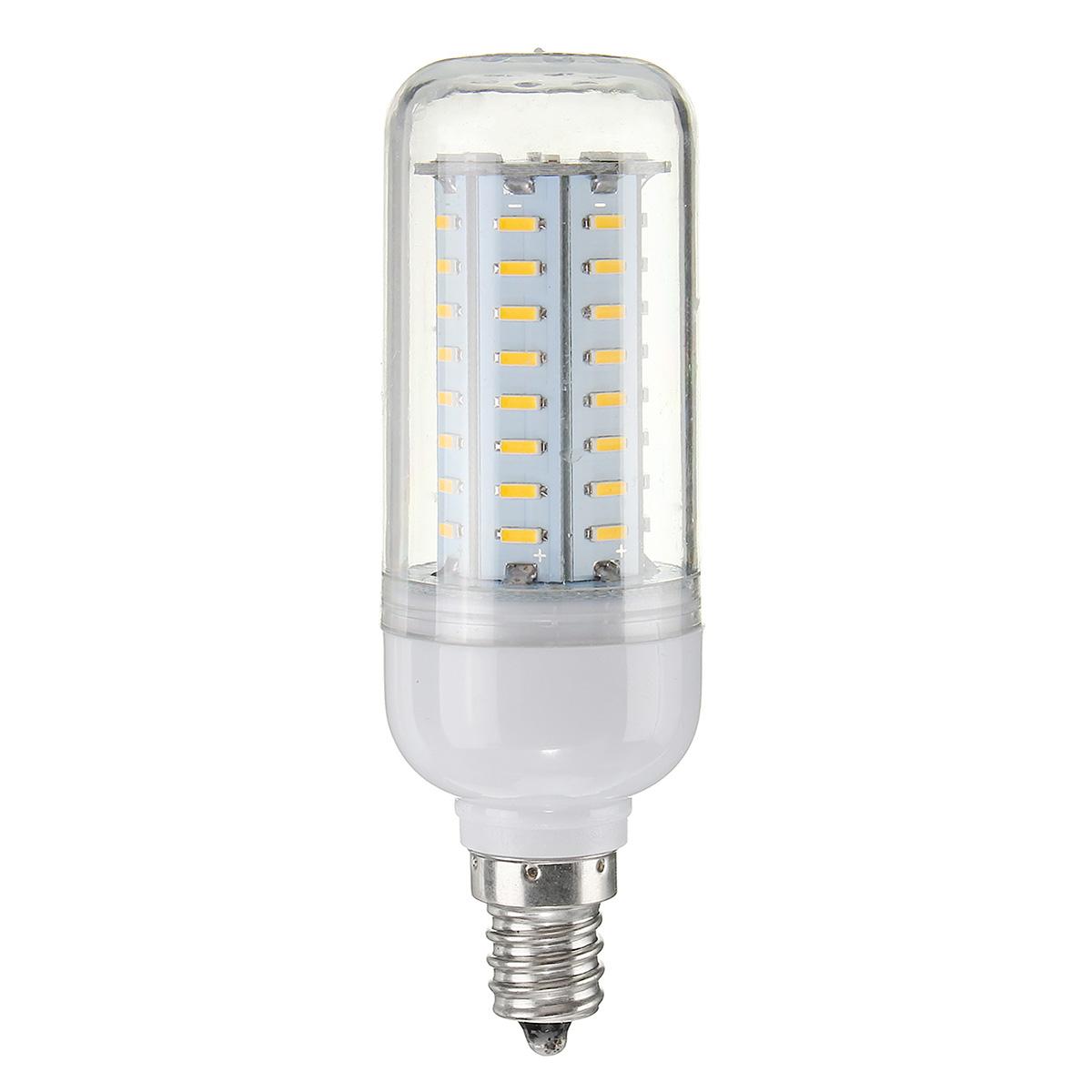 E27 E14 B22 G9 GU10 LED Lights Lamp 4014SMD Corn Energysaving Bulb 12-35W 220V