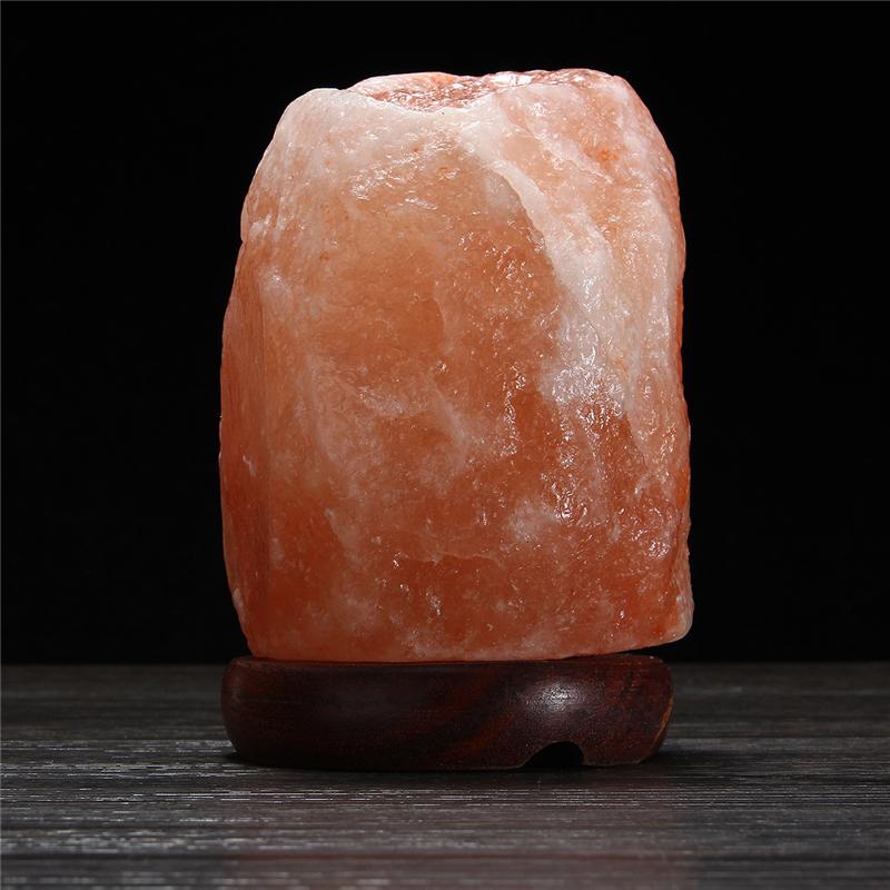 Are Salt Rock Lamps Safe : 14x10CM Natural Himalayan Ionic Air Purifier Rock Crystal Salt Lamp Table Night Light Alex NLD