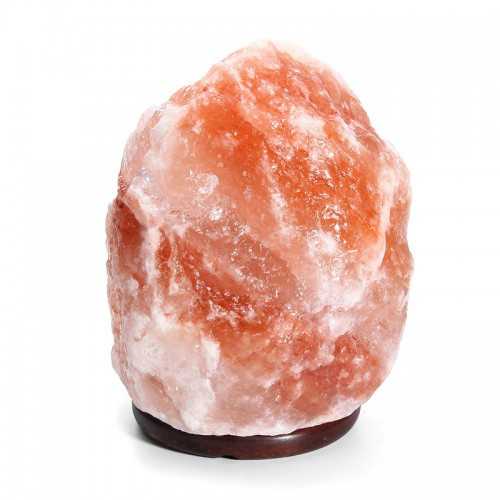 30 x 18cm himalayan glow hand carved natural crystal salt for Himalayan glow salt crystal lamp reviews