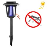 L47 LED Solar Lamps Garden Outdoor Landscape Lawn Light Mosquito Killer Lamp Light, White Light (Lighting) or Purple Light (Killing Mosquito)