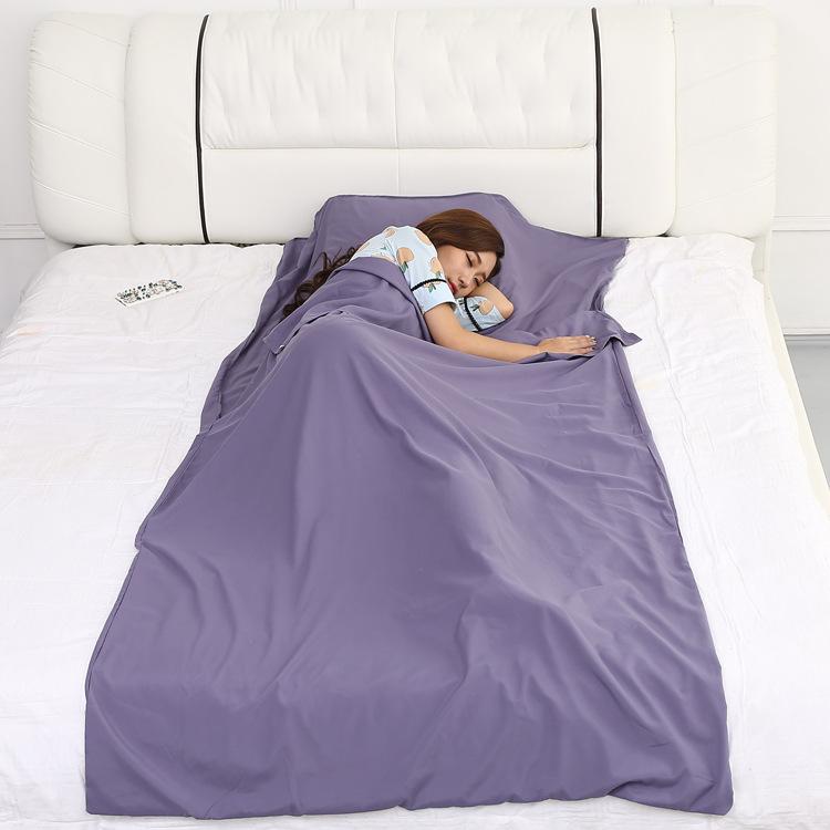 Honana Outdoor Sleeping Bag Liner Pongee Portable Camping