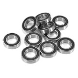 10pcs 6802ZZ 6802RS 15mmx24mmx5mm Deep Groove Metal Rubber Shielded Sealed Ball Bearings