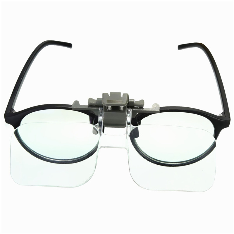 Are Reading Glasses Magnifying
