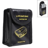 Battery Explosion-proof Bag for DJI Mavic Pro (Black)