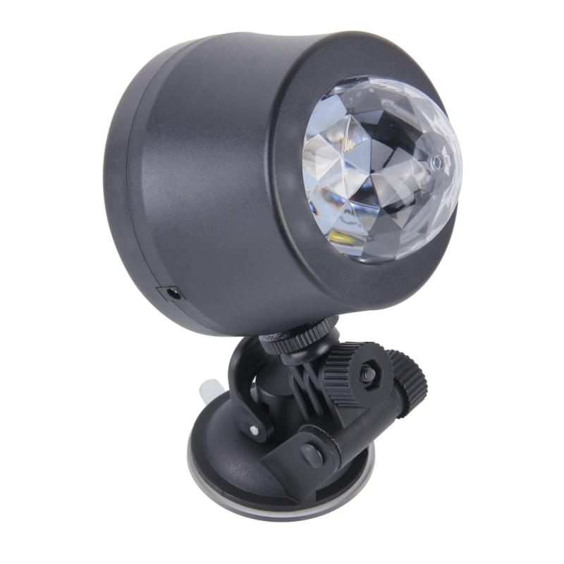 dj light sound activated rotating strobe effect atmosphere light. Black Bedroom Furniture Sets. Home Design Ideas
