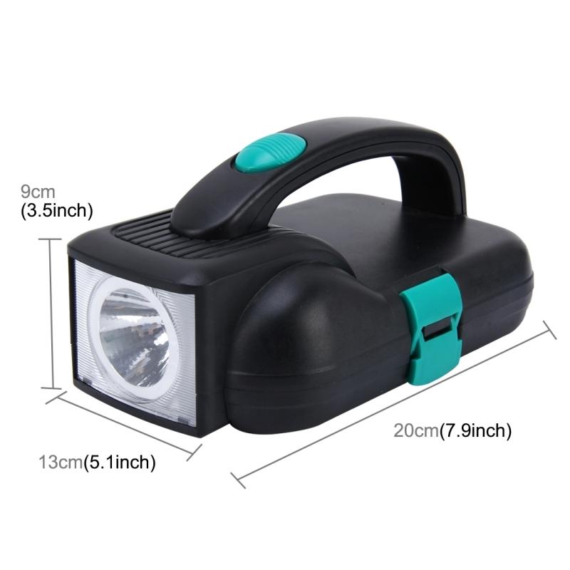 24 PCS Portable Flashlight Tool Box Set - Portable Auto, Home, Emergency Tool Kit with Flashlight