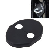4 PCS Car Door Lock Buckle Decorated Rust Guard Protection Cover for FAW B70 X80 B90 Mazda3 MITSUBISHI GALANT LANCER-EX Lancer