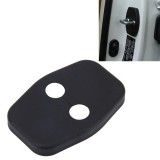 4 PCS Car Door Lock Buckle Decorated Rust Guard Protection Cover for DS3 DS4 DS5 DS5LS DS6