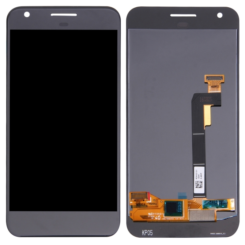Replacement for Google Pixel / Nexus S1 LCD Screen + Touch Screen Digitizer Assembly (Black