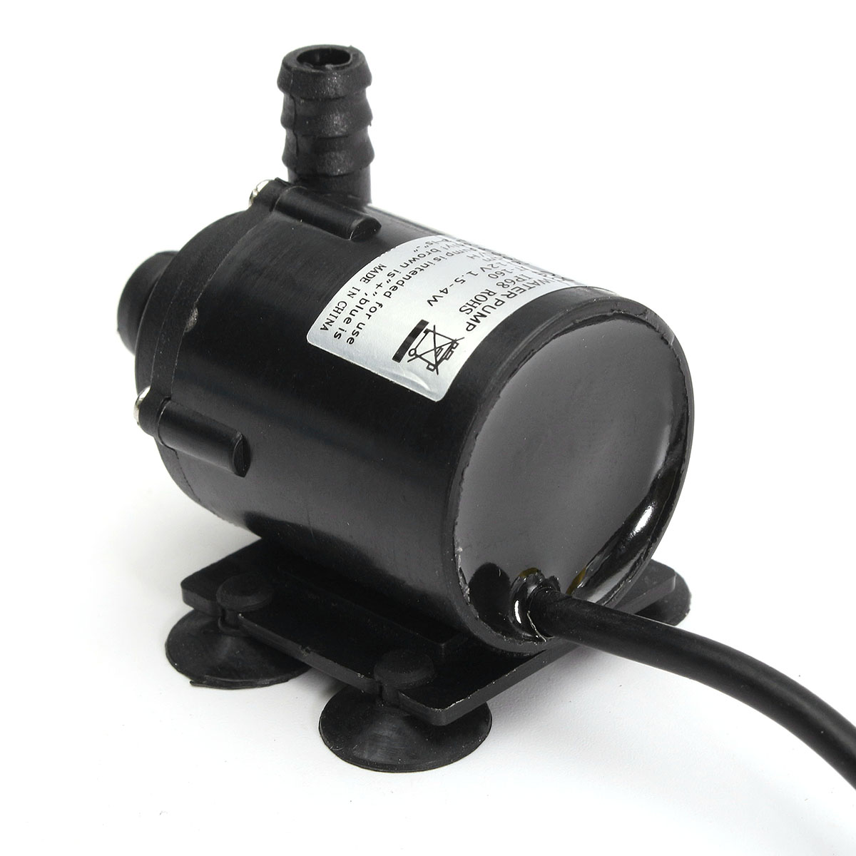 12V 280L/H Water Pump Mini Brushless Water Pump Submersible Motor