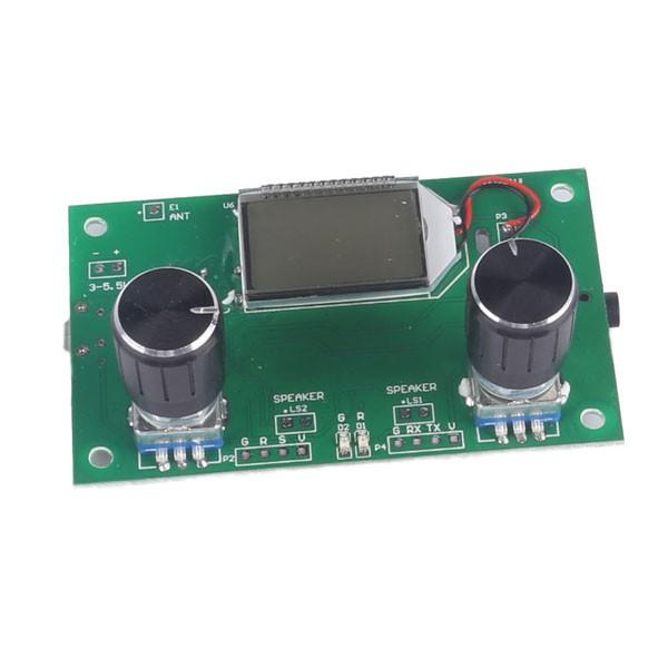 Geekcreit® DSP & PLL Digital Stereo FM Radio Receiver Module 87-108MHz With Case