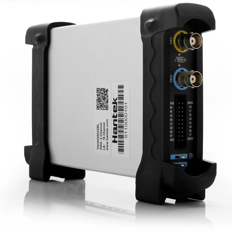 Digital Oscilloscope Pc : Hantek bl pc usb oscilloscope digital channels msa
