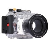 PULUZ 60m Underwater Depth Diving Case Waterproof Camera Housing for Sony RX100 III (Transparent)