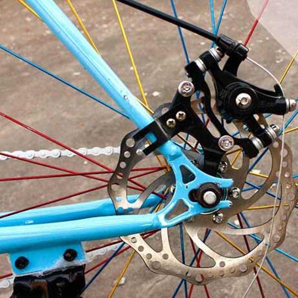Bike Disc Brake Bracket Frame Adaptor For 160mm Rotor Bicycle Components Alexnld Com