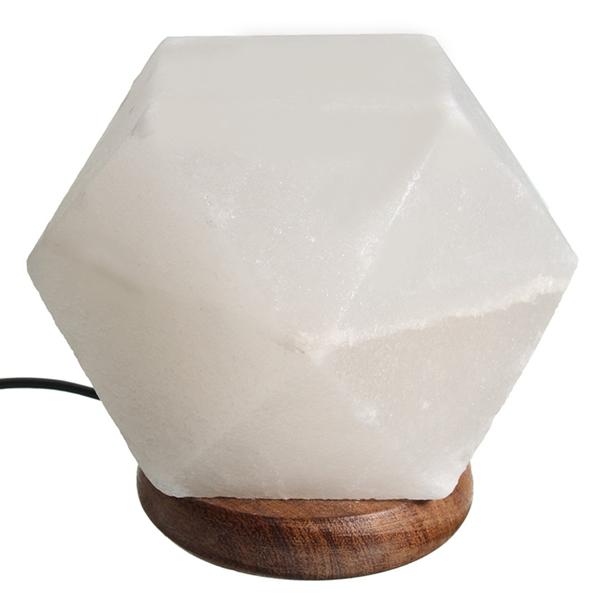 Salt Lamp Led Light : Natural Crystal Rock USB Salt Lamp Colorful LED Night Light Decor Alex NLD