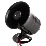 6 Sounds Car Motorcycle Van Truck Electronic Bell Horn Alarm Loud Speaker Siren