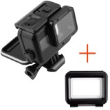 60M Waterproof Housing Case with Touch Screen Backdoor Cover for Gopro Hero 5 Black Action Camera