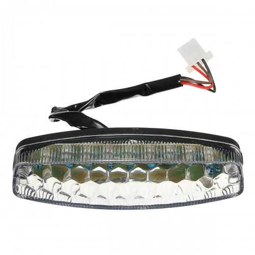 LED Rear Tail Brake Light For 50cc 70cc 110cc 125cc ATV Quad Kart TaoTao Sunl Chinese