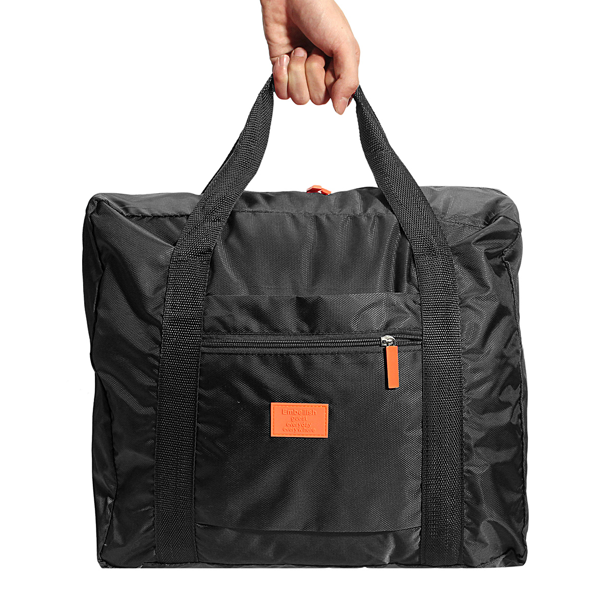 32L Outdoor Travel Foldable Luggage Bag Clothes Storage Organizer Carry-On Duffle Pack