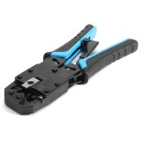 8inch Network Cable Crimper Crimping Plier Tool For 10P/8P/6P/4P/RJ45/RJ12/RJ11 Plug