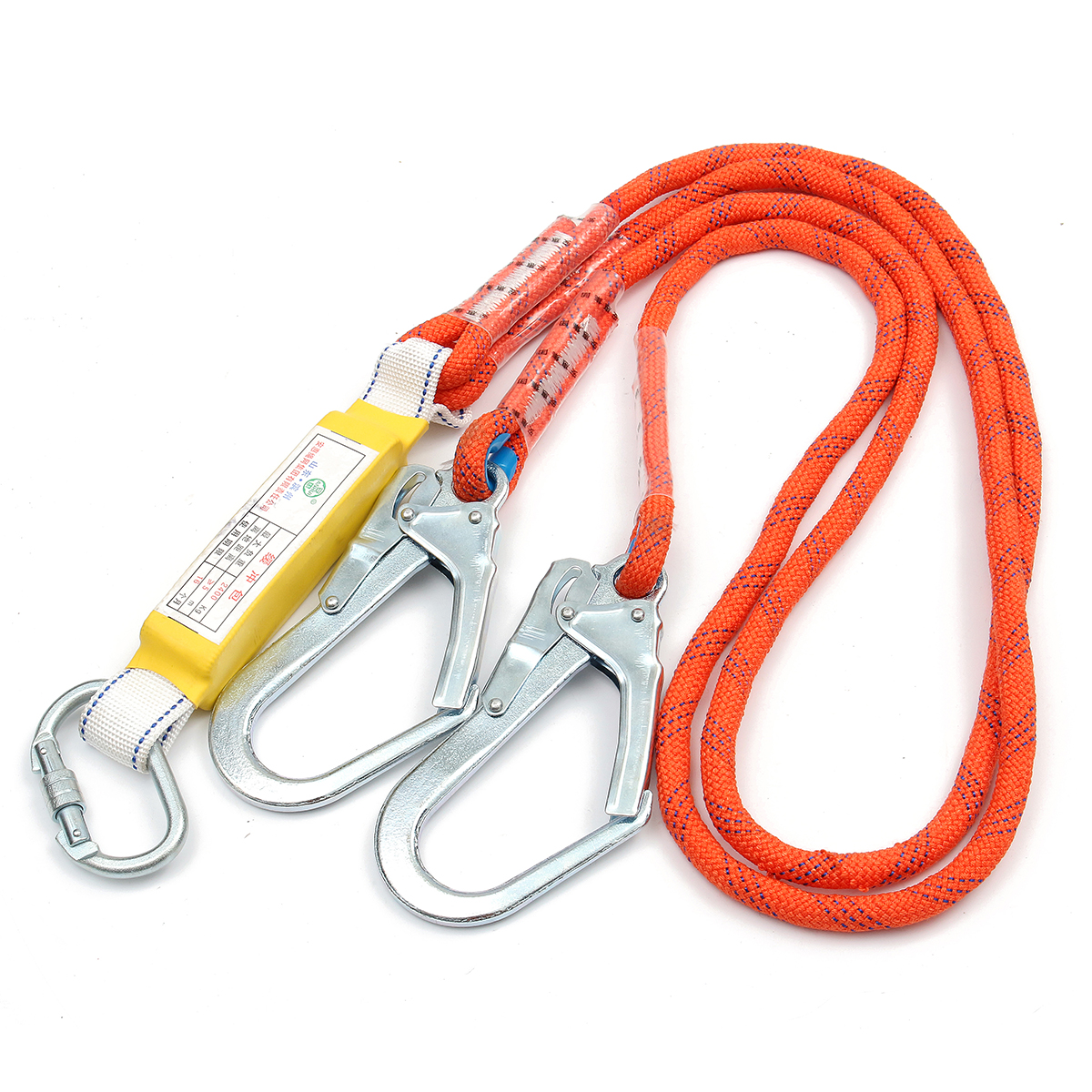 Outdoor Full Body Climbing Safety Belt Rescue Rappelling ...