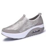 US Size 5-10 Women Sport Rocker Sole Shoes Outdoor Flats