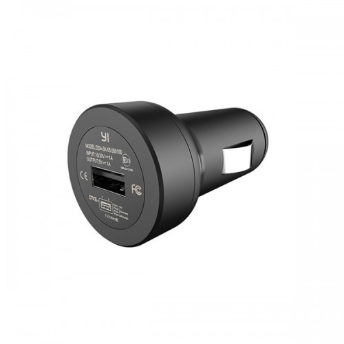 Original Universial Xiaomi Yi Car Charger 5V 1A Fast Charge for Phone Mp3 PC Camera