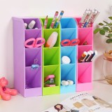 Multifunctional Organizer Stationery Tableware Plastic Storage Box Cosmetics Makeup Organizer Box