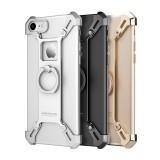 NILLKIN Barde Metal Ring Bracket Holder Case Scratch-resistant Crashproof Cover Bumper for iPhone 7