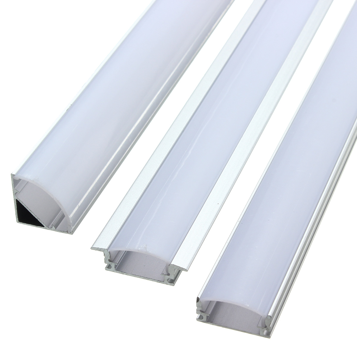 30CM Aluminum Channel Holder For LED Rigid Strip Light Bar